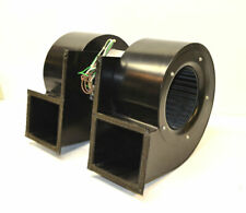 Mclean 12 776825 00 B Dual Air Cooling Squirrel Cage Exhaust Blower Fan 12 Hp