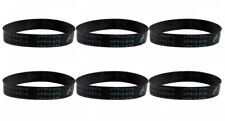 Replacement Belt (six) for Oreck XL part # 0300604