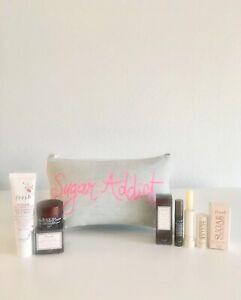 Fresh Black Tea Corset Cream Eye Serum Sugar Advanced Lip Treatment & Face Wash