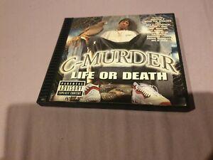 C Murder Life or Death Cd