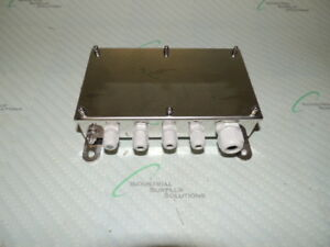 SARTORIUS WEIGHING TECHNOLOGY PR6130 / 34SA ATEX LOAD CELL JUNCTION BOX