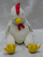 "Steven Smith Rooster 9"" Plush Stuffed Animal Cocky Webbed Feet Chicken Wattle"