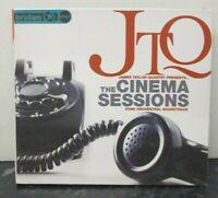 JAMES TAYLOR QUARTET Presents The Cinema Sessions ~ 2 x CD ALBUM DIGIPAK