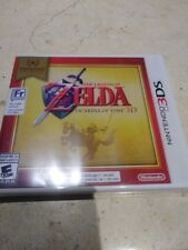 The Legend of Zelda Ocarina of Time 3DS Brand New and Sealed