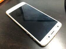 Motorola Moto Z2 Force XT1789  (Sprint) Gold Smartphone  9/10