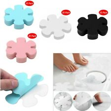 20Pcs 10cm Flower Anti-slip Bathtub Decals Stickers Bath Shower Tubs Treads New