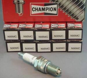 10 x CHAMPION N9BMC Spark Plugs FITS VW Golf II III Jetta II, III Transporter IV