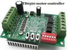 DRIVER 1 ASSE TB6560 PER MOTORI PASSO PASSO STEPPER CNC ARDUINO PIC ROBOTICA PCE