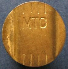 Telephone token - jeton - Russia - Perm - MTS without number - Cat: 1-141