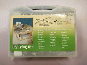 Fly Tying Kit ~ New