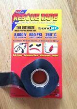 Plumbers Builders Emergency Repair Rescue Tape 200°C 8000v Fix Leaks, Insulate +