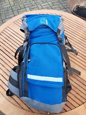 Blaer Rucksack mit Schlafsack in Mumienform und Isomatte für Kinder