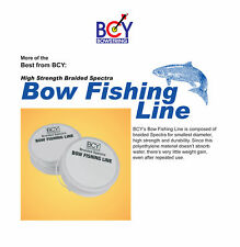 100 Ft., 200 POUND TEST,  BCY BRAIDED BOWFISHING LINE