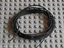 Corde cordage pour voiles bateaux LEGO PIRATES / String for boat cloth sail / 1m