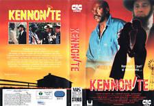 KENNONITE  (1989) VHS CIC  - Lou GOSSETT Jr.