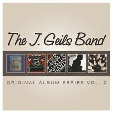J. Geils Band - Original Album Series 2 [New CD] Germany - Import