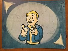 Tin Sign Vintage Fallout Thumb Up