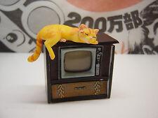 Yujin Showa NEKO CATS 27-11-03 #01 Gashapon Mini Figure Japan