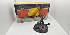 Conte Collectibles ROG004 French & Indian War Law Of The Forrest Diorama W/ Box