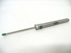 "Numatics 0750D01-05A Double Acting Air Cylinder 3/4"" Bore 5"" Stroke"