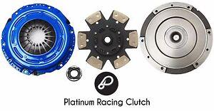 PLATINUM RACING STAGE 3+ PERFORMANCE CLUTCH KIT Fits 03-05 Dodge SRT4 2.4L SRT-4