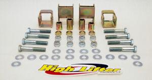 """High Lifter 2"""" Lift Kit for Kawasaki KLF300 Bayou 2x4/4x4 1996-2004"""