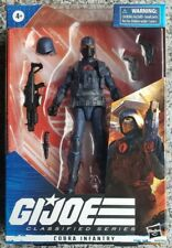 "GI Joe Classified Series Cobra Infantry Action Figure 6"" Hasbro"