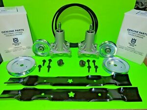 "DECK REBUILD KIT FOR 42"" CRAFTSMAN/HUSQVARNA LT1000 LT2000 187292, 129861,134149"