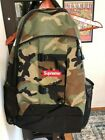 Supreme SS14 Camo Backpack. box logo camouflage real tree