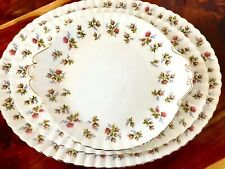 ROYAL ALBERT-WINSOME Bone China 3 Pieces Serving Platters