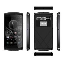 "Black Unlocked iMAN VICTOR 5"" Octa Core 4G Android IP67 Waterproof Mobile Phone"