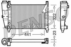 DENSO ENGINE COOLING RADIATOR FOR A FIAT UNO HATCHBACK 1.3 48KW