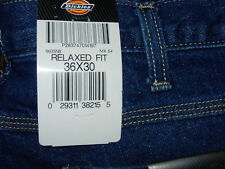 Dickies 1993SNB Relaxed Fit Carpenter Jeans 36x30