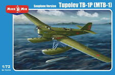 Micro MIR 1/72 MODELLO KIT 72-010 TUPOLEV tb-1p (mtb-1) (versione idrovolante)