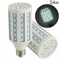 E27 5730 SMD LED Corn Bulb Lamp White Light AC 110V 220V 10W 15W 24W 28W 36W 60W