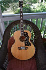 Gibson SJ-200 Jumbo excellent condition and highly flamed 1997