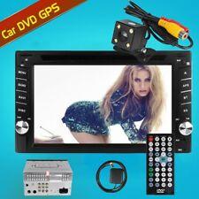 6.2'' Bildschirm GPS Navi DVD Player Autoradio BT Für Honda CRV +Rückfahrkamera