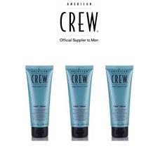Crema Capelli Uomo Tenuta Media American Crew Fiber Cream 100 ml