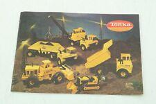 Tonka Toys Look Book Brochure Advertisement