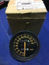 NEW GENUINE KAWASAKI ZX7 ZX750L SPEEDOMETER METER CLOCK Kilometer 25005-1522