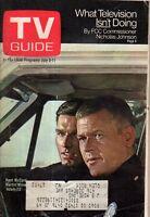 1969 TV Guide July 5 - Kent McCord - Adam 12; Rosemary De Camp - Jackie Gleason