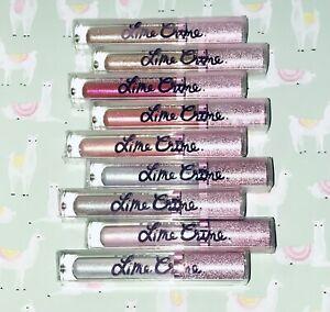 Lime Crime Diamond Crushers Lit Pink Pearl Choke Cloud 9 Summer Heirloom Unicorn