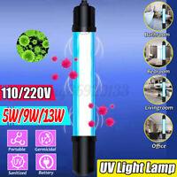 13W 99% Ultraviolett Desinfektion Lampe UV Licht Sterilisation Haushalt Lampe CH