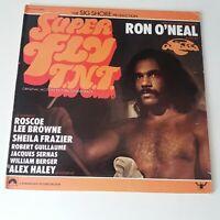 OST - Super Fly TNT - Osibisa - Vinyl LP US 1st Press Afrobeat Soul Soundtrack