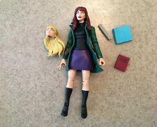 "Marvel Legends Vintage Retro 6"" Figure Gwen Stacy w/ Mary Jane Alternate Head ?"