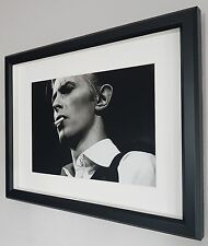 David Bowie-High Quality Photo & Framing Best Quality on Ebay-Certificate