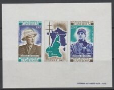 Cameroon ScC149a Charles de Gaulle, Rallying of the Free French, Deluxe Proof