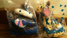 Avon Full Of Beans. Juggler The Seal And Stretch Giraffe New In Bags