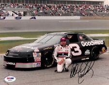 "Dale Earnhardt Sr PRINTED Autographed 8.5""x11"" Photo Chevrolet Lumina"