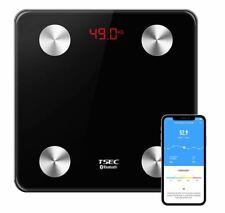 Smart Bluetooth Body Fat Scale Digital Bathroom Wireless Weight Scale